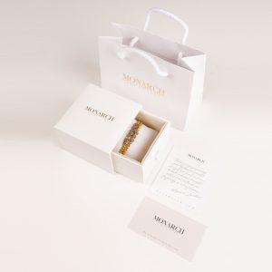 Monarch Jewellery Box WaxSeal