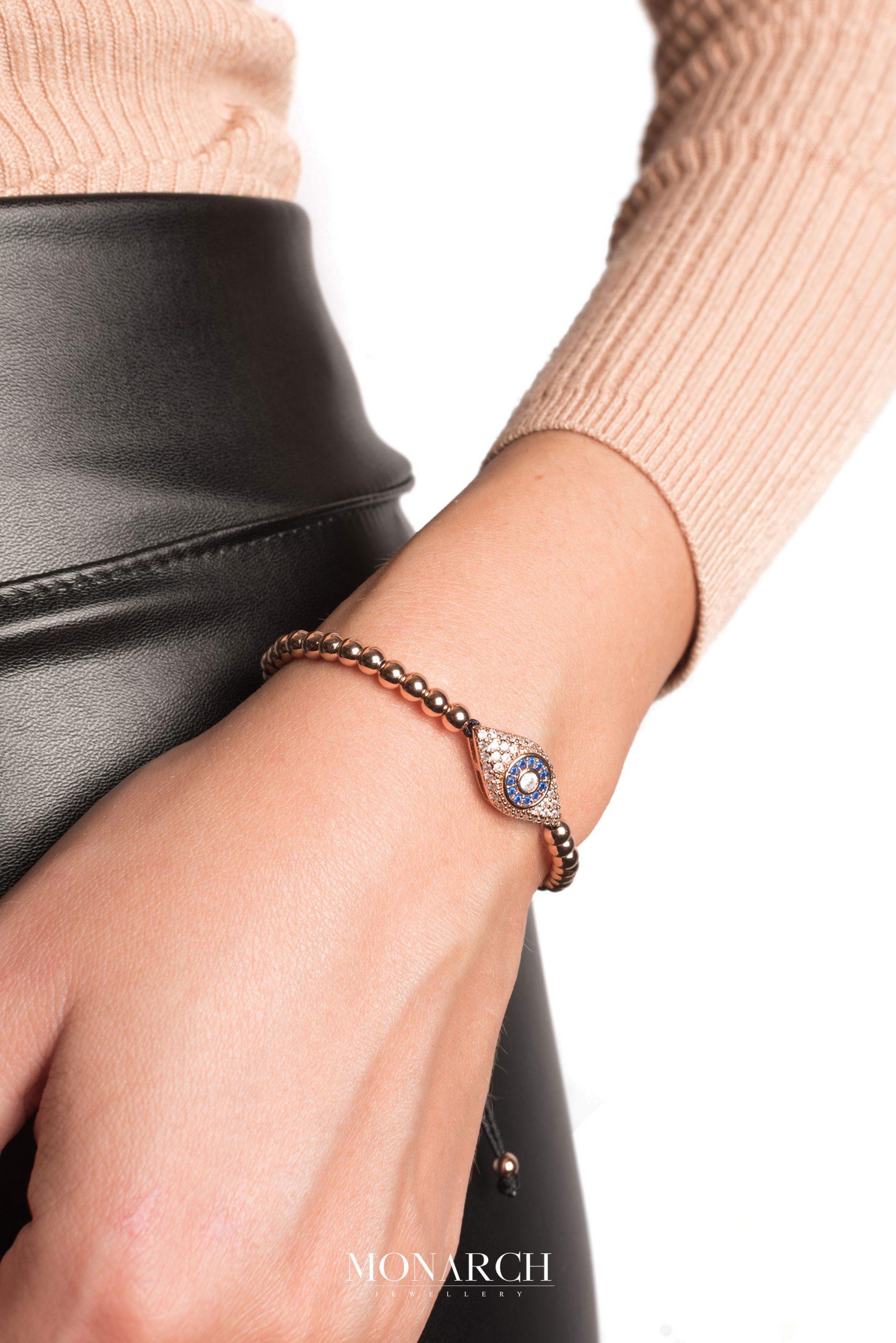 Monarch Jewellery Luxury Bracelet MA39GREVE women