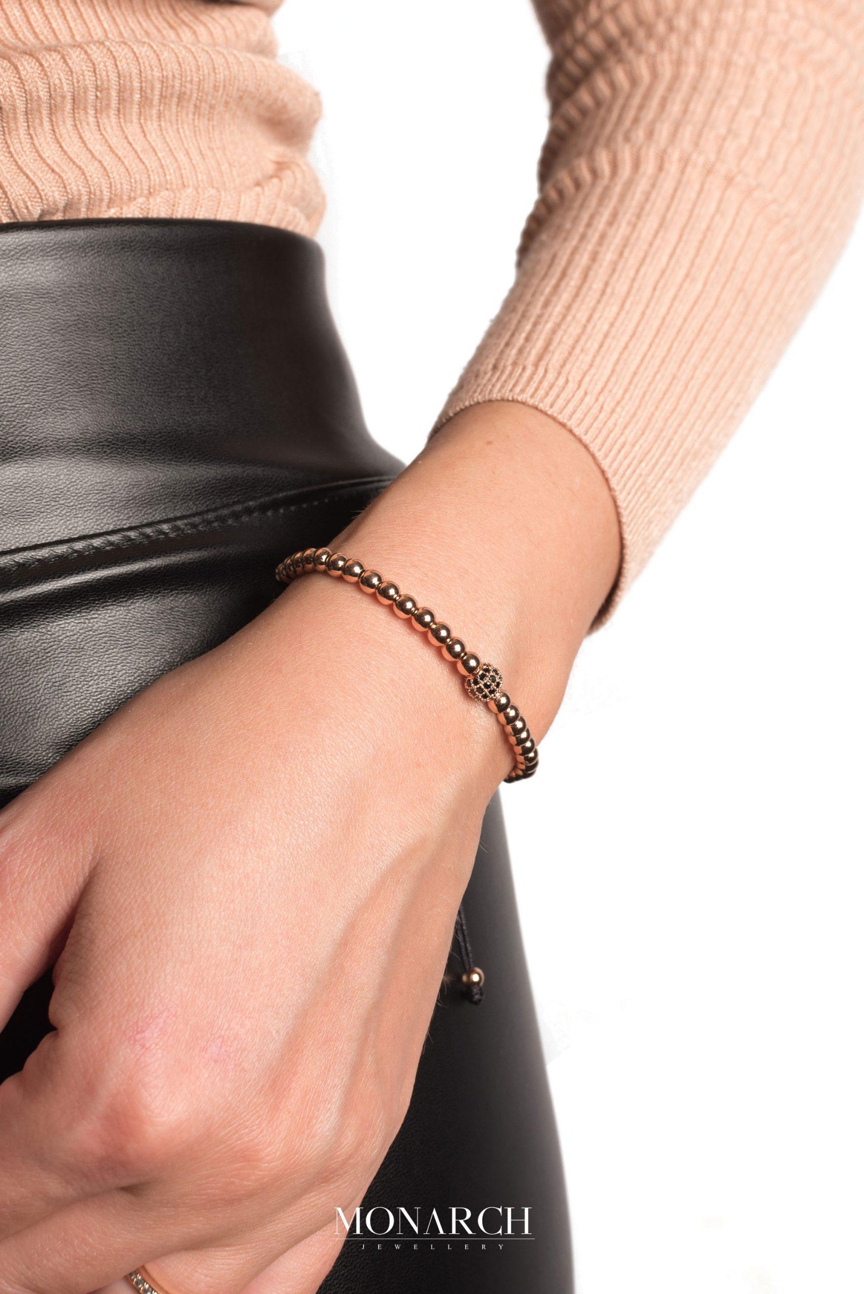 Monarch Jewellery Luxury Bracelet MA40GRBS women