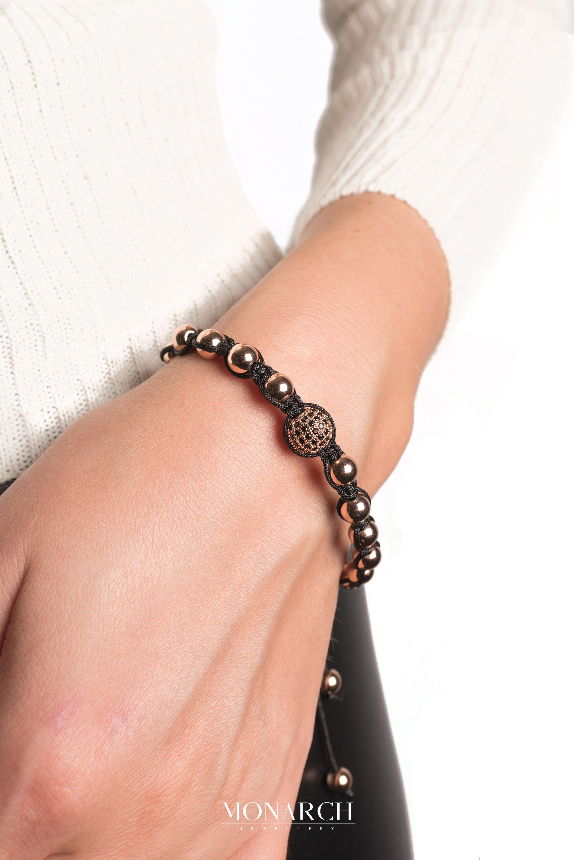 Monarch Jewellery Luxury Bracelet MA42GRBD women