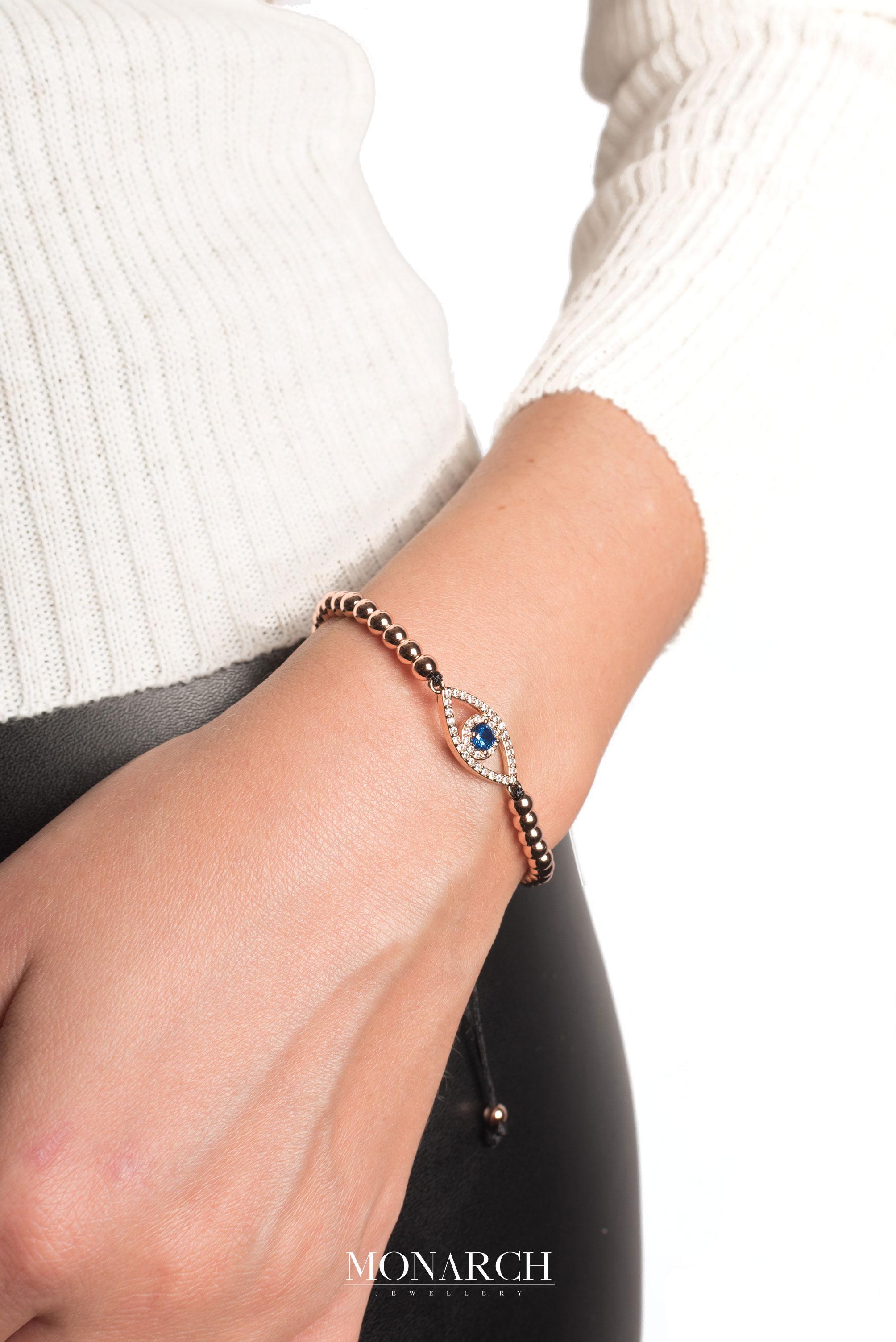 Monarch Jewellery Luxury Bracelet MA75GRFEY women