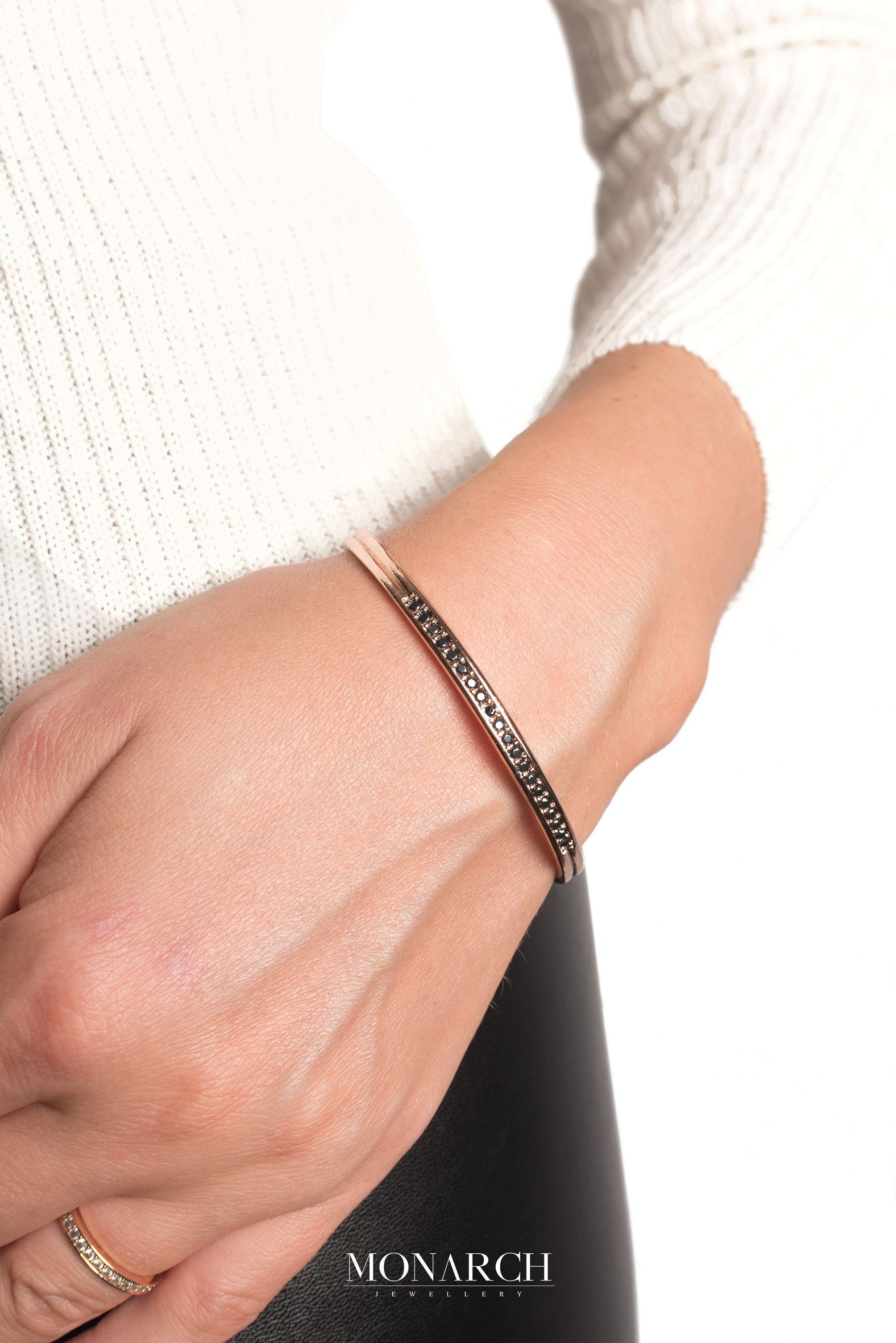 Monarch Jewellery Luxury Bracelet MA95GRBNG women