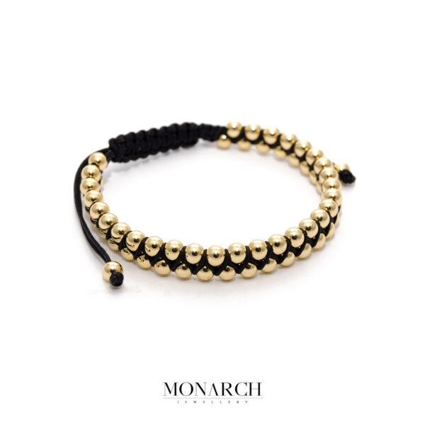 24K Gold Infinitus Bracelet