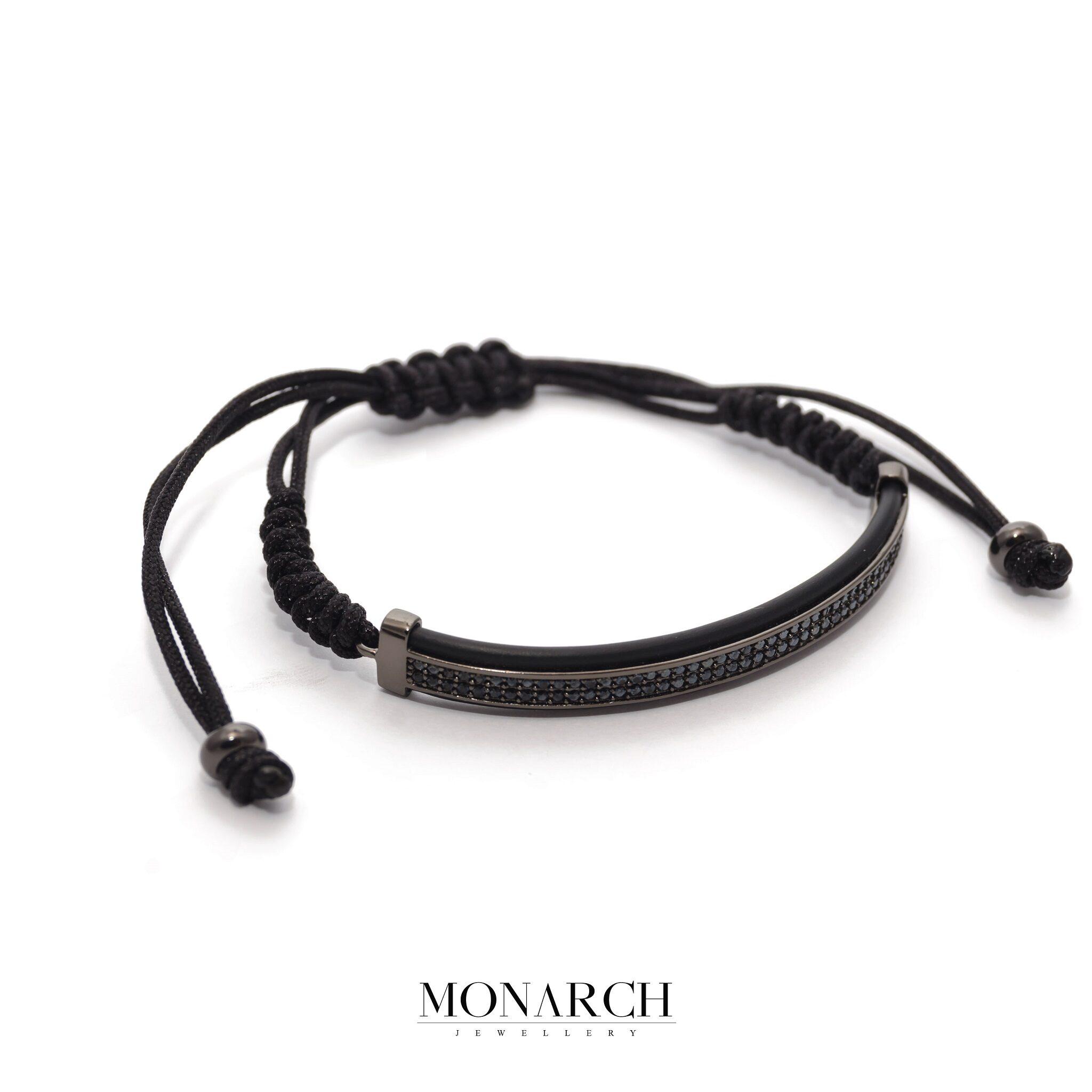 Nero Tubus Bracelet