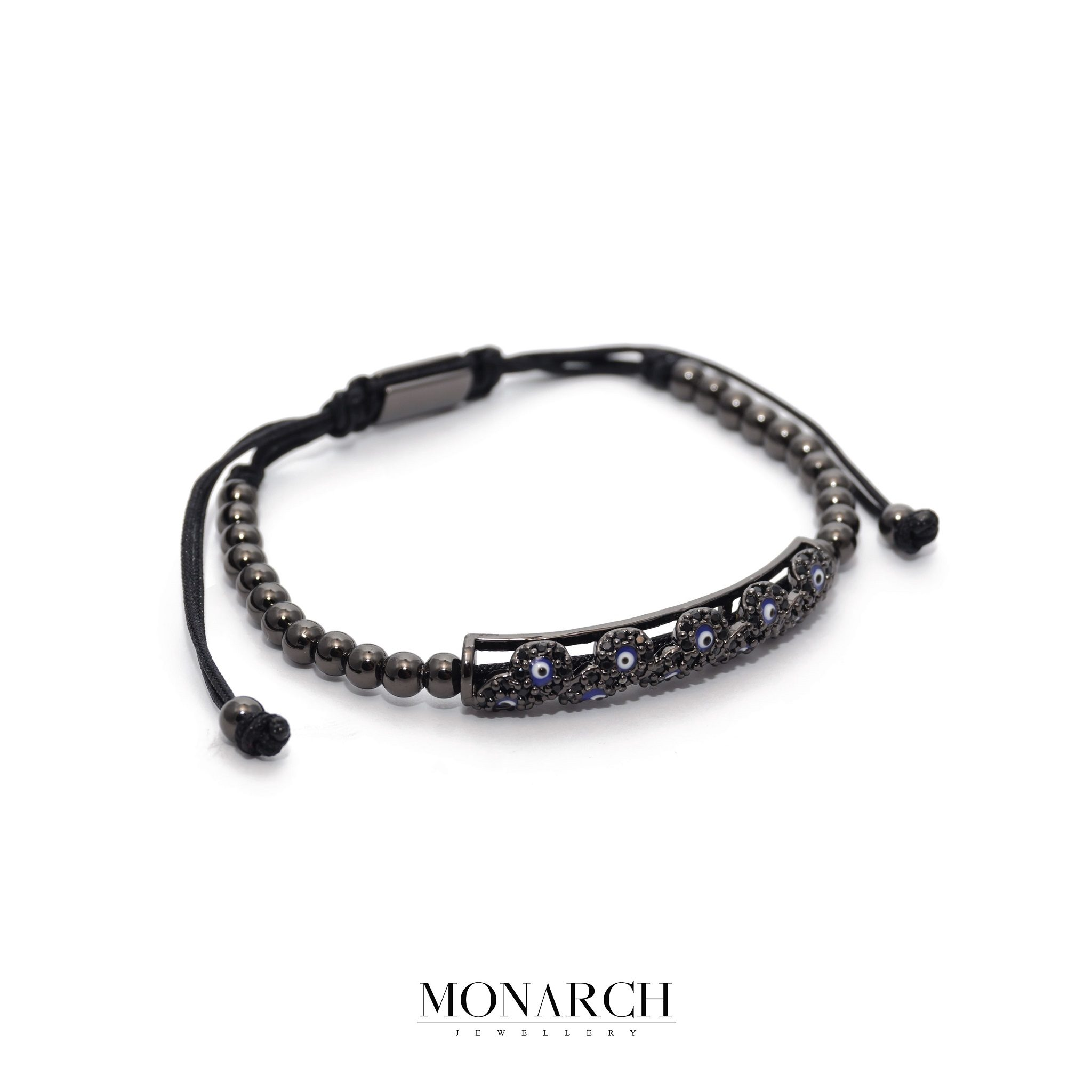Nero Evil Eye Bracelet