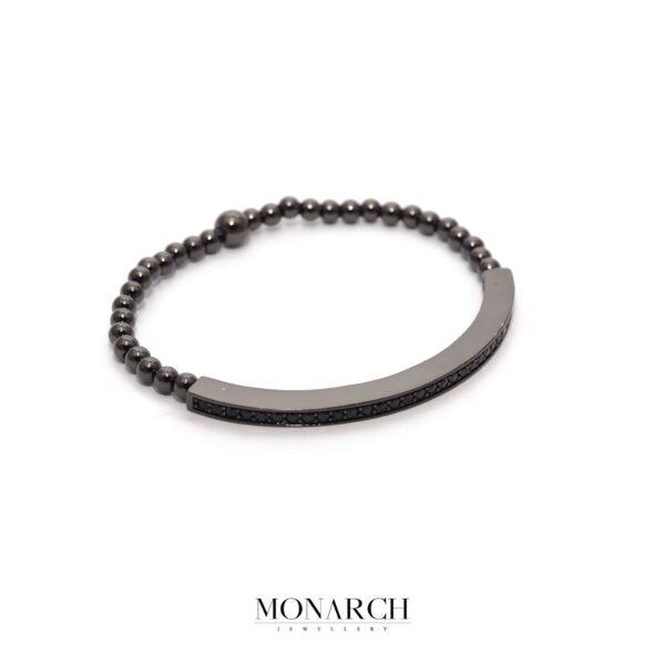 Nero String Bracelet