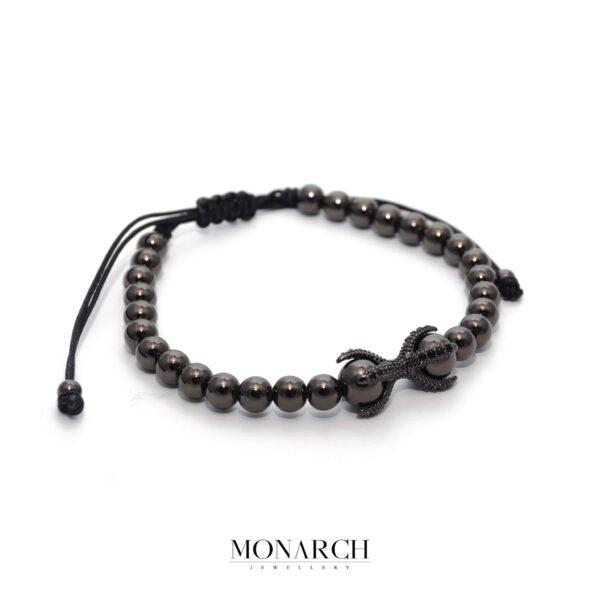 Nero Nodum Bracelet