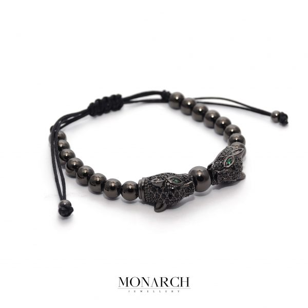 Nero Black Mau Bracelet