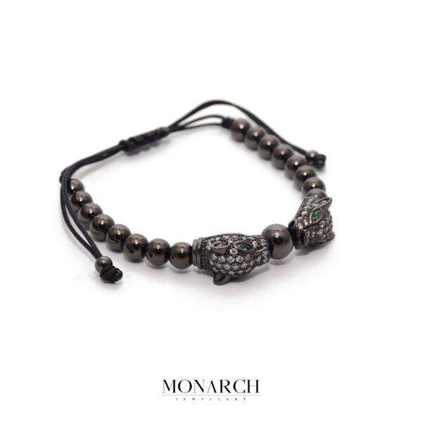 Nero White Mau Bracelet