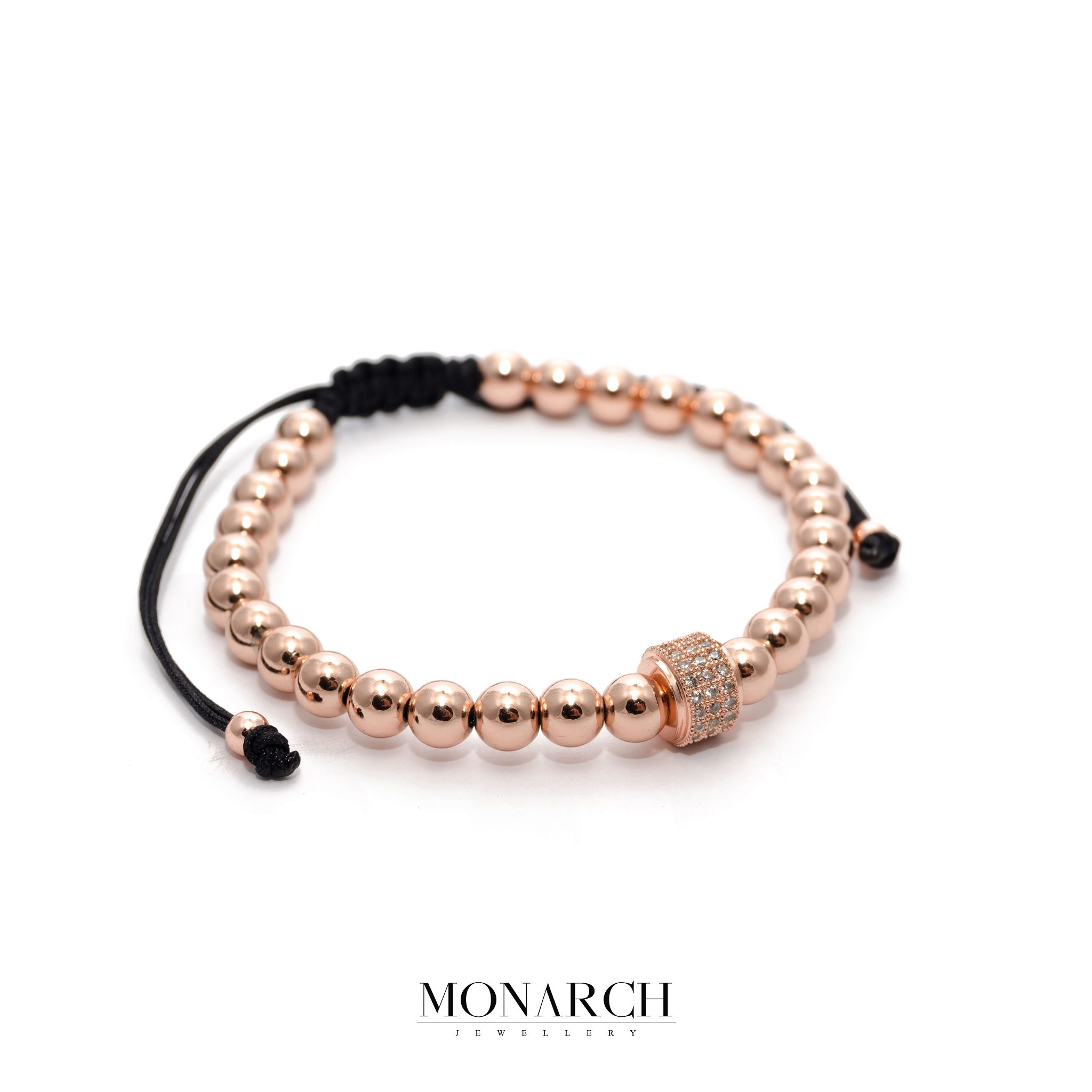 58-Monarch-Jewellery-24K-Rose-Gold-Solo-Circum-Macrame-Bracelet