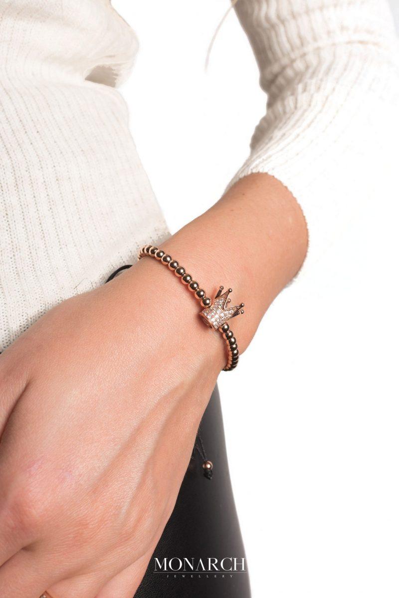 Monarch Jewellery Luxury Bracelet MA162RGE women