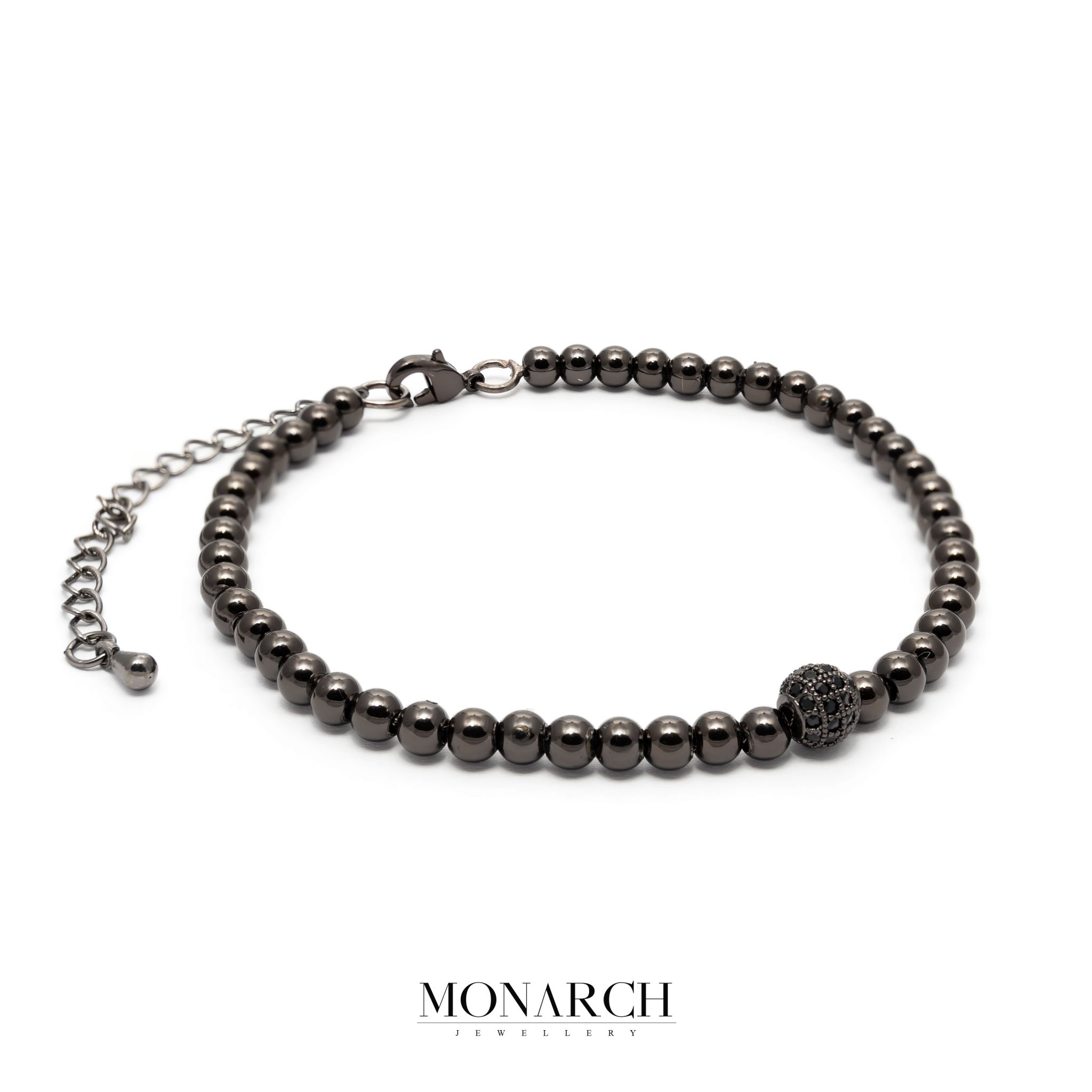 gold luxury bracelet for man, monarch jewellery MA182BU