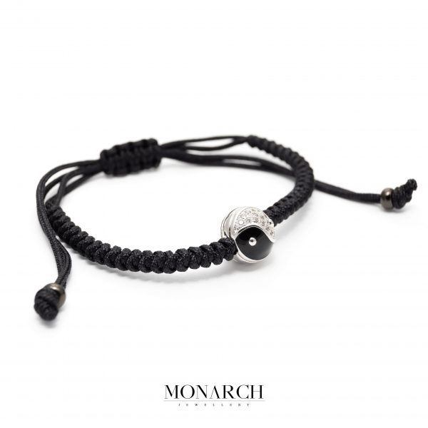 silver luxury bracelet for man, monarch jewellery MA194SY